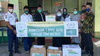 1000 APD diterima RSU Muslimat Ponorogo