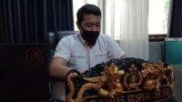 AKP Azi Pratas Guspitu Kasatreskrim Polresta Malang
