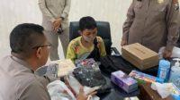 Anak SD di Bojonegoro Jualan Nasi Bungkus Lintasjatim.com