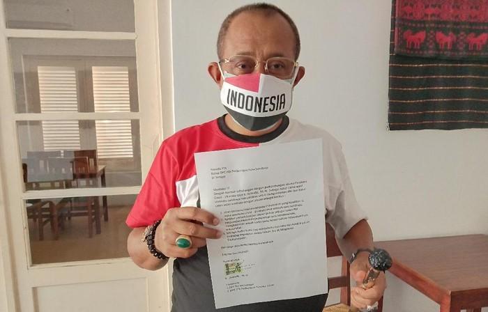 Armuji Mundur Dari Bakal Calon Wakil Wali Kota Surabaya