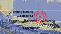 Gempa Hari Ini di Jepara Jawa Tengah