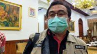 Ketua Gugus Kuratif Penanganan Covid-19 Jawa Timur, dr Joni Wahyudi, sumber jawapos