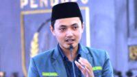 Ketua PW IPNU Jawa Timur Choirul Mubtadiin