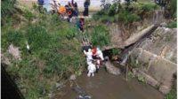 Mayat di Sungai Desa Plumpung, Kecamatan Plaaosan, Magetan