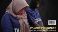 Pelaku Pembunuhan Raisa, Bocah 5 Tahun di Pasuruan