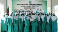 Pelantikan Fatayat NU Pandaan Lintasjatim.com