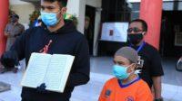 Pemulung di Surabaya Sembunyikan Sabu dalam Al Qur'an