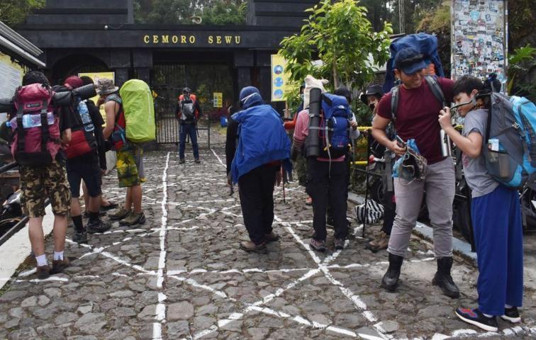Pendaki Gunung Lawu Hilang dan Ditemukan Dalam Kondisi Tewas Lintasjatim.com