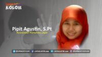 Pipit Agustin, S.Pt.