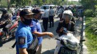Razia Patut Masker di Surabaya Hari Ini Lintasjatim.com