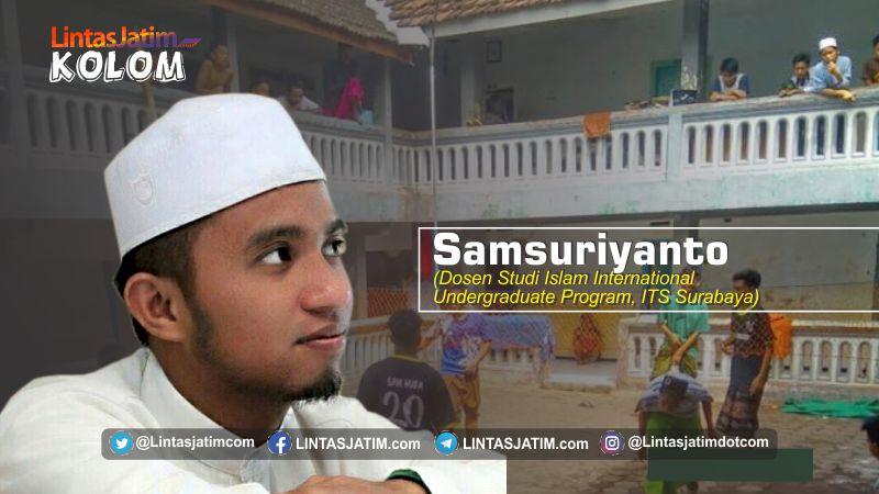 Samsuriyanto, Dosen Studi Islam pada International Undergraduate Program, ITS Surabaya
