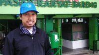 Bapak Untung, Kurir-Pasar Bareng Malang