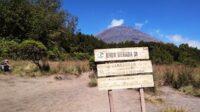 Hampir 1 Tahun Jalur Pendakian Gunung Semeru Tutup Lintasjatim.com