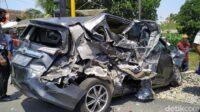 Kecelakaan Kereta Api di Blitar Lintasjatim.com