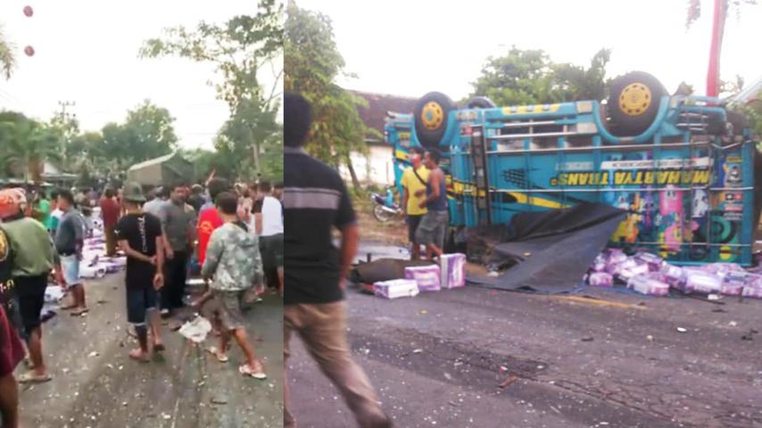 Kecelakaan di Sempolan Jember Hari Ini Lintasjatim.com
