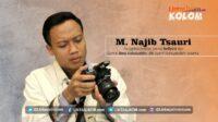M. Najib Tsauri, aspri Dr. Nyai Hj. Lilik Ummi Kaltsum, MA (Wakil Dekan II Fakultas Ushuluddin UIN Syarif Hidayatullah Jakarta)