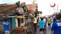 Puluhan Rumah di Malang Rusak Akibat Puting Beliung Lintasjatim.com
