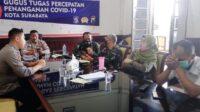 Tim Gugus Tugas Covid-19 Surabaya Lintasjatim.com