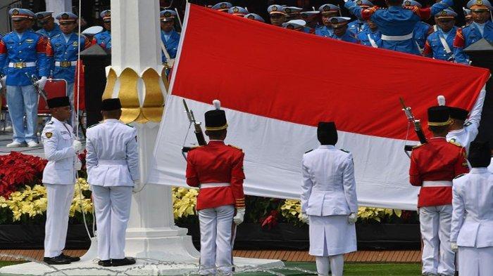 Upacara Pengibaran Bendera