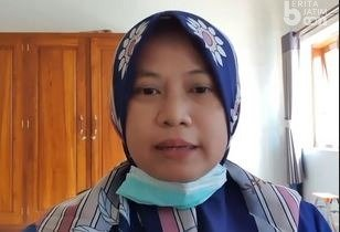 Wiwin Isnawati, istri Wakil Bupati (Wabup) Jombang