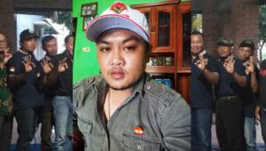 Agus M. Saputra, ketua ormas Laskar Nusantara BPC Banyuwangi Lintasjatim.com