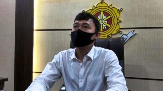 Kasatreskrim Polres Mojokerto, AKP Rifaldhy Hangga Putra Lintasjatim.com