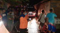 Kebakaran Ruko di Kota Probolinggo