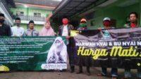 Ketua Muslimat NU Kabupaten Blitar Bersama Tim 9 Lintasjatim.com