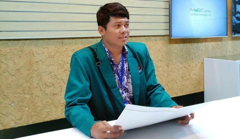 Mashudi Yusuf, Koordinator Daerah Jaringan Pendidikan Pemilih untuk Rakyat (JPPR) Kabupaten Kediri Lintasjatim.com