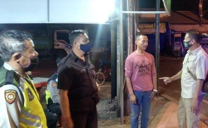 Oknum Pendekar Serang Penjaga Warung kopi