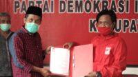 PSI Kabupaten Blitar Dukung Bakal Calon Bupati Blitar Drs Rijanto dan Calon Wakil Bupati Marhaenis Lintasjatim.com