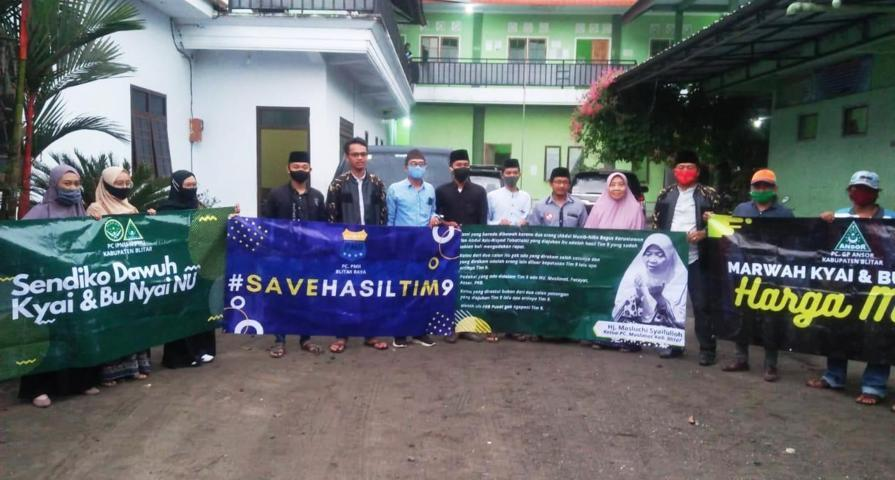 Tim 9 Terkait Kepala Daerah Kabupaten Blitar
