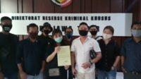 Penipuan Bisnis Alimama, Para Korban Melapor ke Polda Jatim