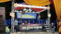 Orkes Dangdut di Tanjung Jati Kamal usai dibubarkan polisi.