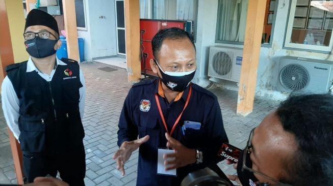 Saifudin Gozali, Juru bicara Satgas Percepatan Penanganan Covid-19 Kabupaten Gresik