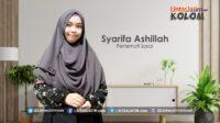 Syarifa Ashillah, pemerhati sosial dari Penajam Kalimantan Timur