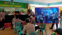 15 Polisi Yang Dangdutan di Pasuruan Disidang