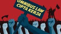 Ilustrasi Omnibus Law Cipta Kerja