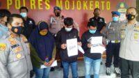 Tiga Pengunggah Video Pelajar Tawuran di Mojokerto Diamankan