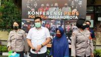 Wanita Pukuli Sang Ibu di Malang