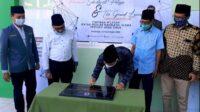 Deputi Pengembangan Pemuda Kemenpora Asrorun Niam Soleh Lintasjatim.com