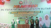 Pelantikan PC Fatayat NU Kabupaten Blitar