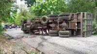 Kecelakaan Truk di Pasuruan Lintasjatim.com