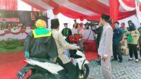 Wisudawan IAI Pangeran Diponegoro Nganjuk Tahun 2020