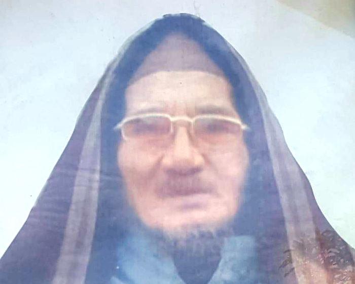 Almarhum Kiai Ahmad Baidowi