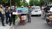 Aktivis Banyuwangi Menggalang Dana Untuk Korban Erupsi Gunung Semeru