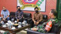 Gapeknas Surabaya Minta Sinergitas dengan Korem Diperkuat