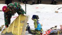 Evakuasi Serpihan Pesawat Sriwijaya Air SJ-182
