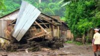 Banjir Lumpur di Kawasan Ijen
