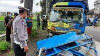 Kecelakaan Beruntun di Gambiran Banyuwangi (Lintasjatim.com)